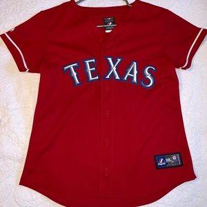 Texas Rangers Women's Jersey